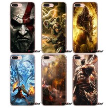 Прозрачные мягкие чехлы God of War Kratos III для Huawei Mate Honor 4C 5C 5X 6X 7 7A 7C 8 9 10 8C 8X 20 Lite Pro(China)