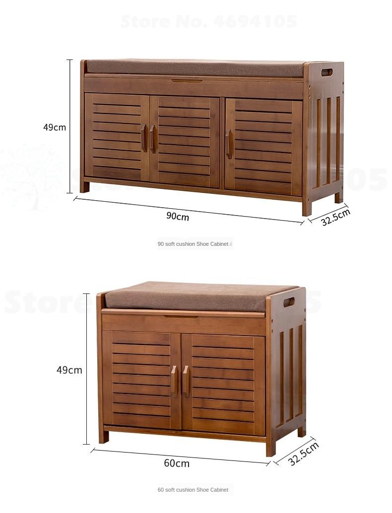 European Shoe Bench Shoe Cabinet Home Door Wearing Shoes Lockers Modern Minimalist Seated Shoe Rack Bedroom Bench Aliexpress