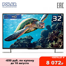 "Телевизор 32"" LED POLAR P32L34T2C HD()"