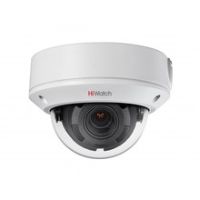 Видеокамера IP HIKVISION HiWatch DS-I258, 1080p, 2.8 - 12 мм, белый()