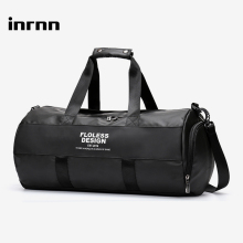 inrnn Multifunction Travel Duffle Bag Men's Large Capacity Waterproof Handbag Male Outdoor Sports Gym Bag Fashion Luggage Bag