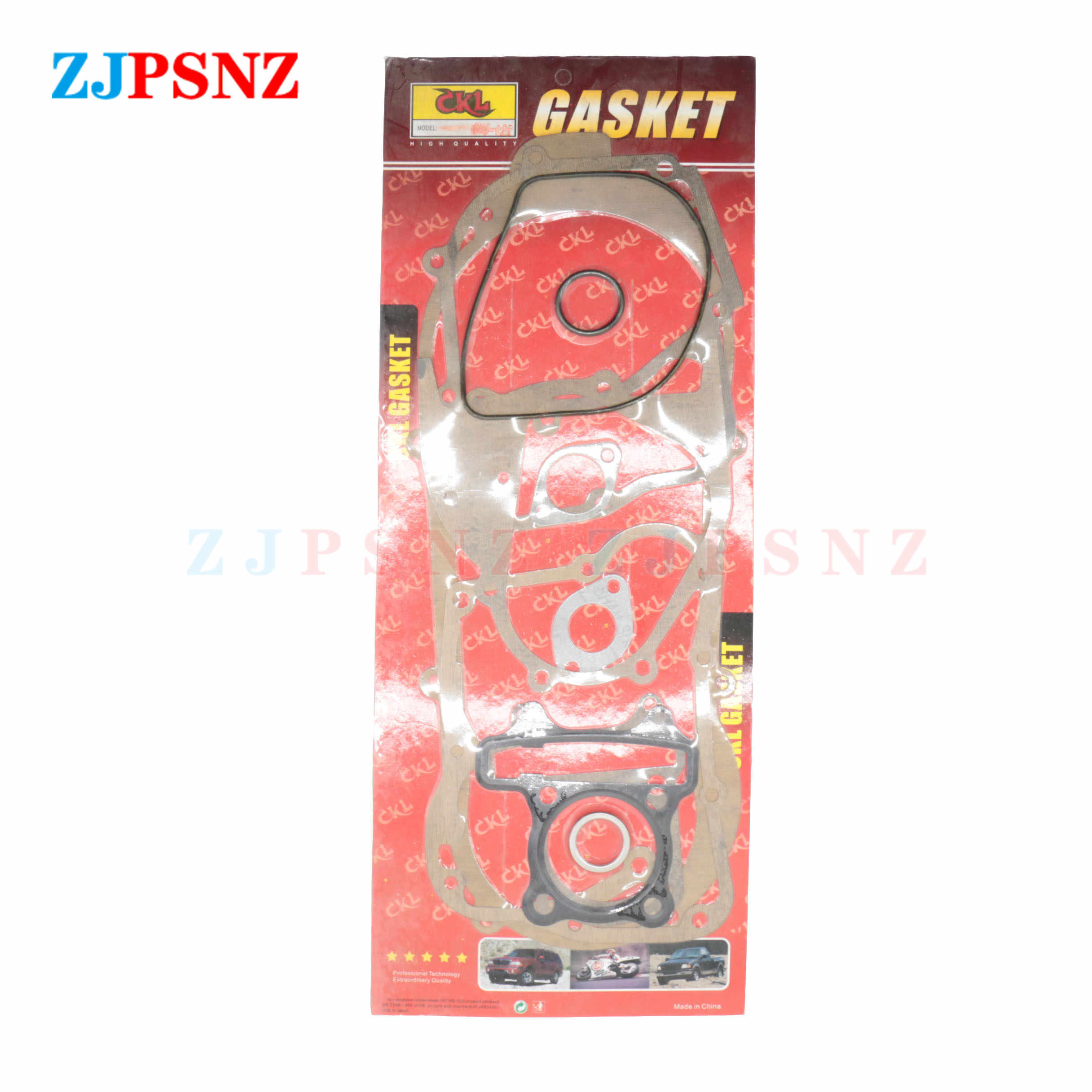 Motorcycle Completed Gasket Seal Kit for GY6 Chinese Scooter Moped ATV 125cc 150cc Engine