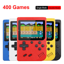 Console Color-Game-Player Video-Game 8-Bit Mini Handheld Retro Portable Kids LCD Built-In