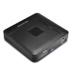 Камера видеонаблюдения BESDER Full HD, мини-камера, 1080 пикселей, NVR, 4/8 каналов, 2 Мп, ONVIF, IP