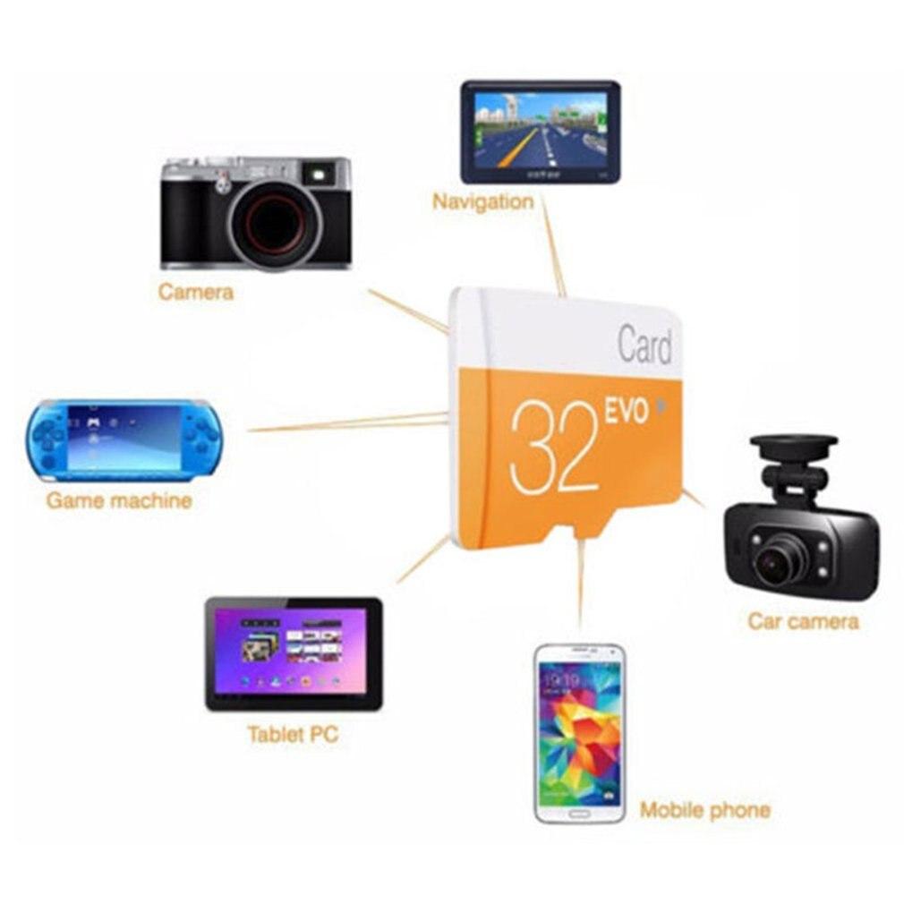 Ultra 128GB 64GB 32GB Micro Security Digital HC TF Flash Memory Card For SAMSUNG for HTC Class 10