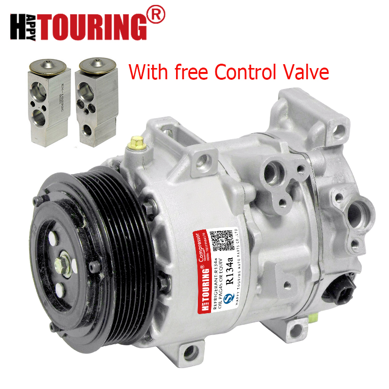 NEW A//C Compressor Electronic CONTROL VALVE for Toyota Camry 2012-2017 2.5L 3.5L