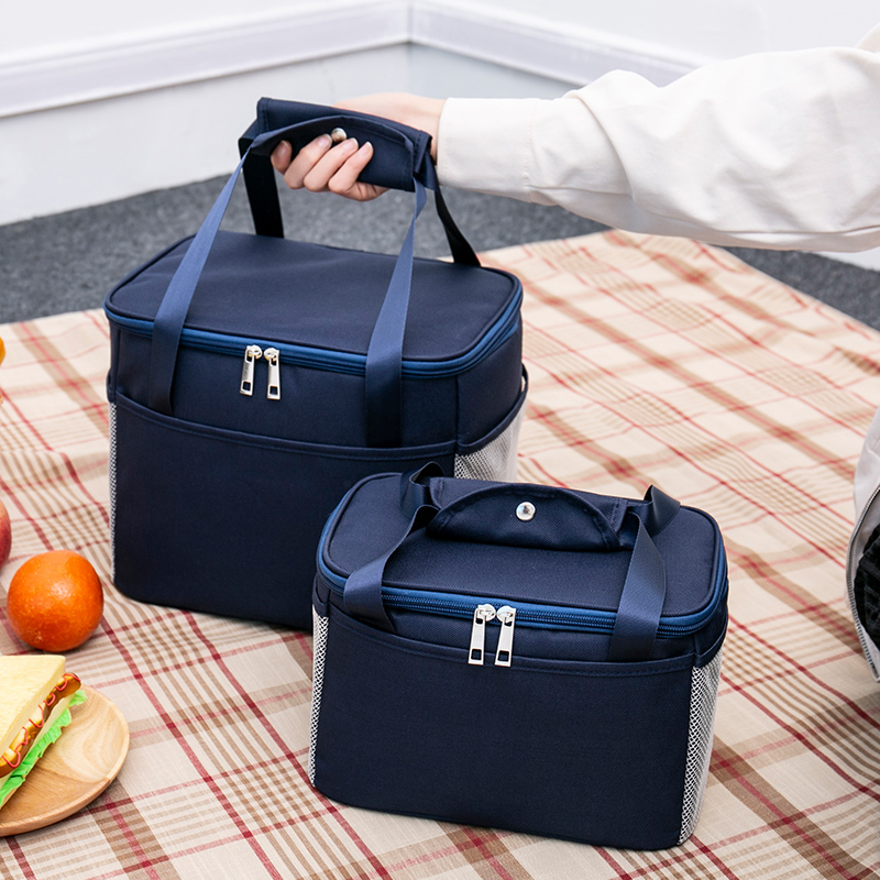 Fresh Keeping Lunch Cooler Bag Refrigerator Thermos Bag for Steak Insulation Thermal Bag Thicken Waterproof Ice Pack NB29