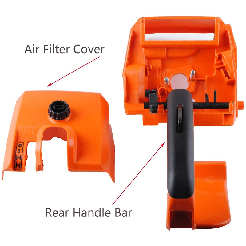 Air Filter Cover Orangre For STIHL 029 039 MS290 MS310 MS390 Chainsaw Parts