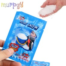 Toys Slime-Filler-Supplies Charms Slimes Decro Snowflakes Polymer-Accessories Instant-Addition