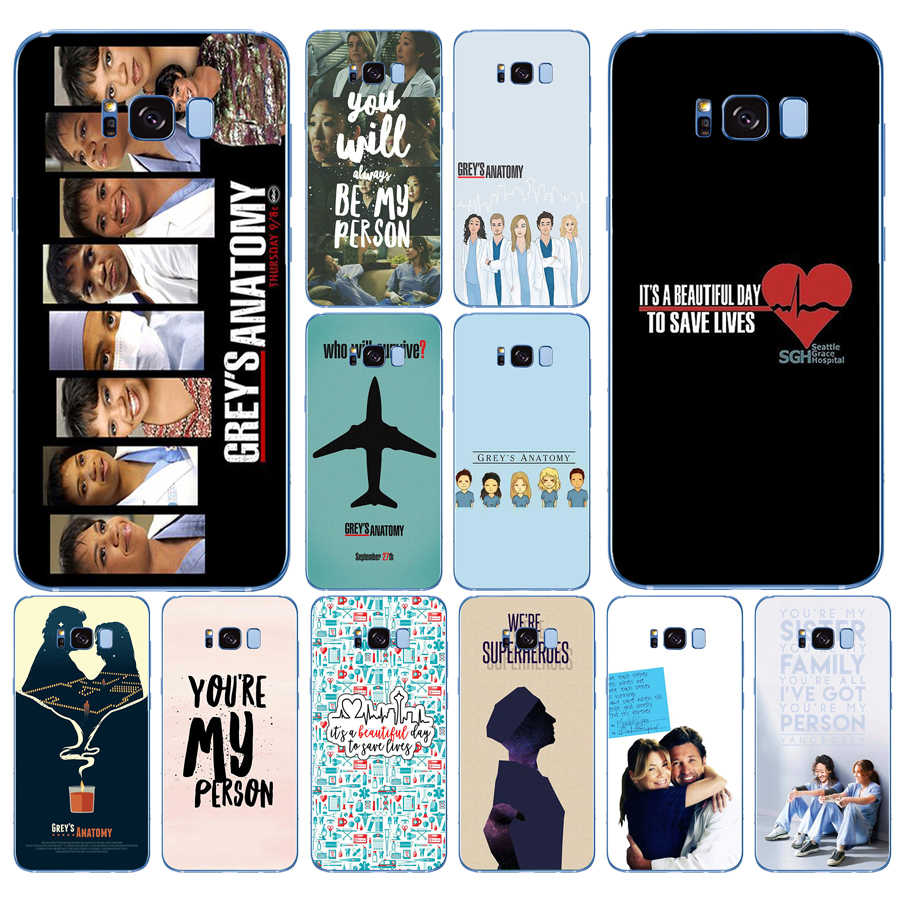 cover samsung s6 grey's anatomy