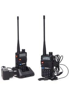 Baofeng Walkie-Talkie Amateur Radio Cb-Radio Dual-Band UV-5R Portable BF-UV5R 2PCS Pofung