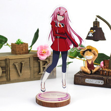 Model-Toys Figure Decoration Acrylic-Stand DARLING Cosplay ZERO The-Franxx Two-002-Anime