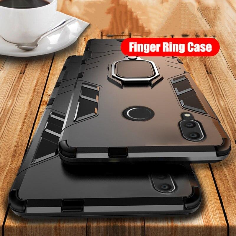 For Samsung Galaxy A31 Case A51 A71 Ring Holder Armor Coque Protective Case For Samsung A21S M11 M21 M31 A11 EU Case Etui Cover