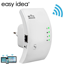 Repeater Wifi Extender-Router Repiter-Access-Point Long-Range 300mbps Wireless
