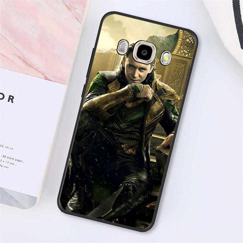 Coque Marvel Hero Loki