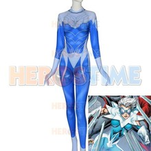 Zentai Suit Hawk-Costume Superhero Cosplay Halloween Printed Custom-Made And Spandex