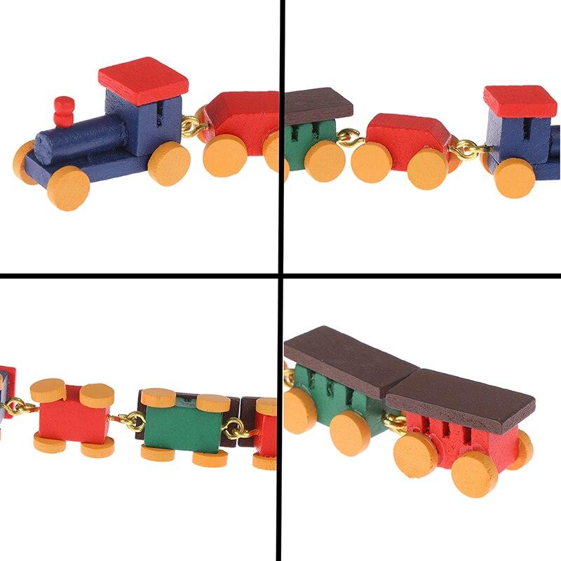 Casa De Muñecas en Miniatura de carro de juguete rojo pequeño escala 1.12 Vivero
