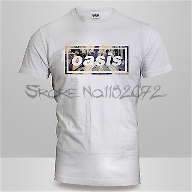 Liam Gallagher T-shirt Beady Eye Legend Oasis Print 100/% Cotton unisex women