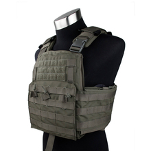 TMC CPC Cherry Plate Carrier 2016 Version Airsoft Military Molle Hunting Combat Vest