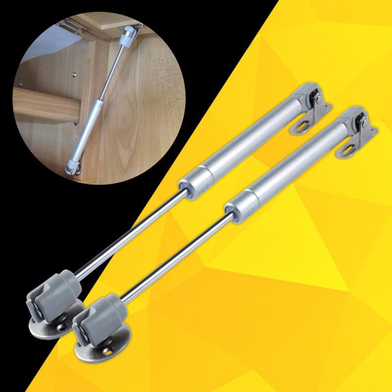 40-150N/4-15 кг гидравлические петли, поддержка подъёма двери для кухонного шкафа, пневматическая газовая пружина для деревянного мебельного оборудования, оптовая продажа