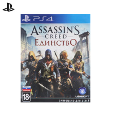 Игра для Sony PlayStation 4 Assassin's Creed: Единство русская