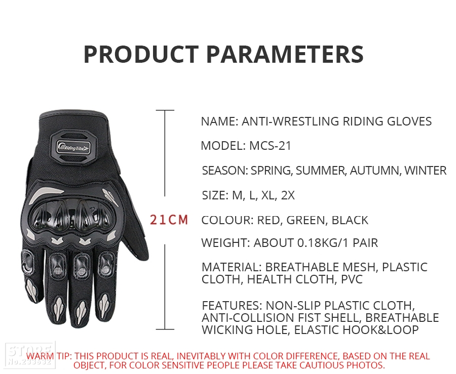 Gloves Pro-Biker Collection (22) 33