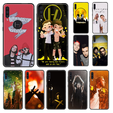 Чехол для телефона Singer Twenty One Pilots для Samsung Galaxy A 3 5 8 9 10 20 30 40 50 70 E S Plus 2016 2017 2018 2019 Черный Модный(Китай)