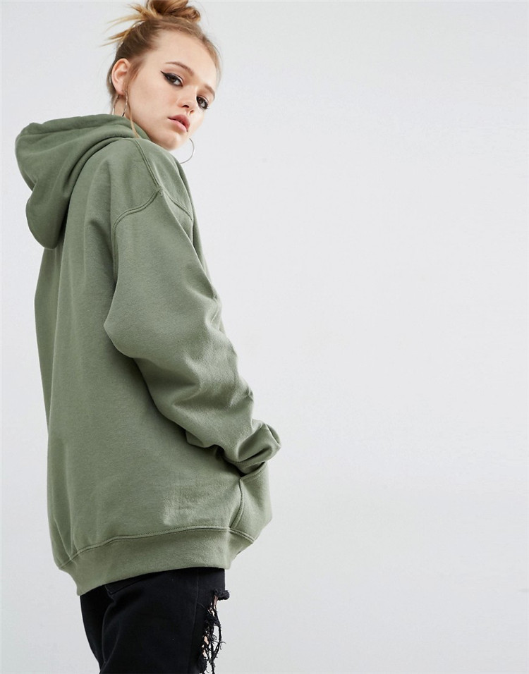 GUMNHU Women Fleece Hoodie Sweatshirts Winter Japanese Fashion 19 Oversize Ladies Pullovers Warm Pocket Hooded Jacket 14
