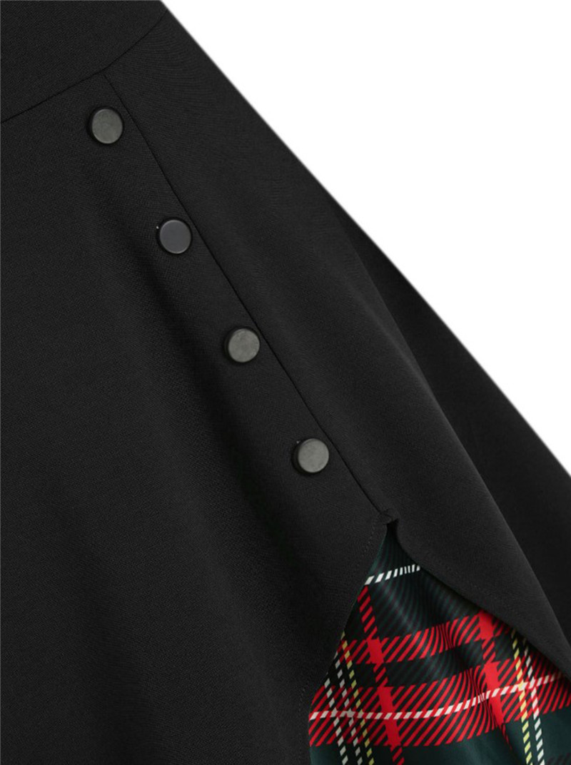 9269black with red plaid (4)