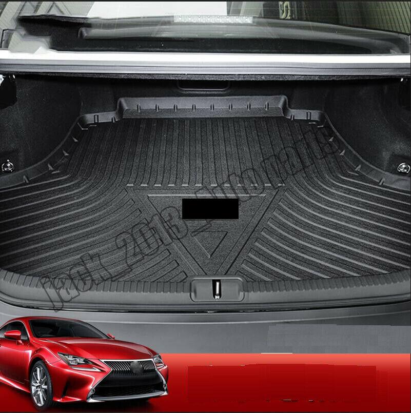 Car Door Gate Slot Mats Groove Carpets Pads For Lexus IS ES NX 200T 250 300H 350