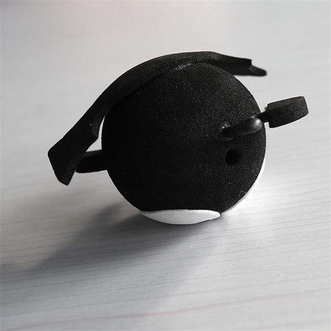 dise/ño de Dibujos Animados HuntGold Bola Decorativa para Antena de Coche o cami/ón