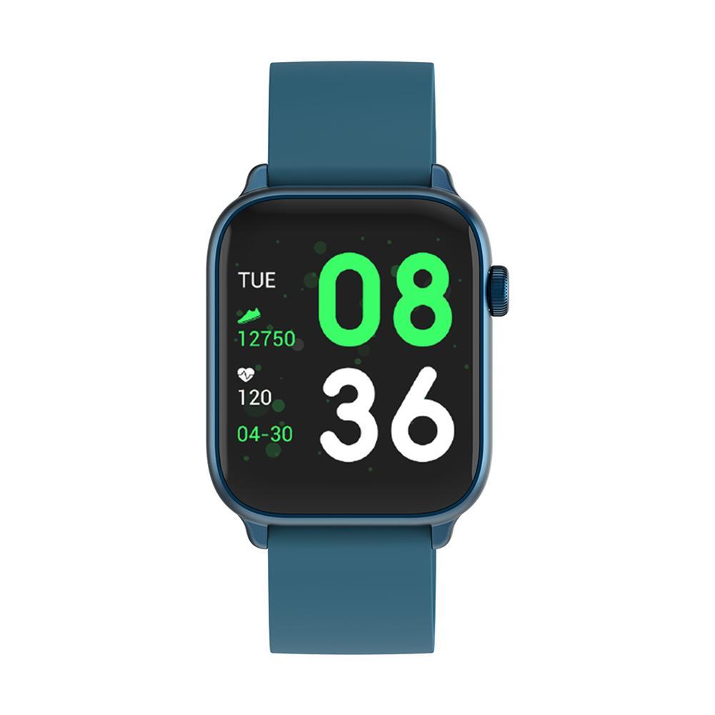 Digital Watch - IP68 Waterproof Smart Watch Men Round Screen Heart Rate Blood Pressure Monitoring Smart Watch