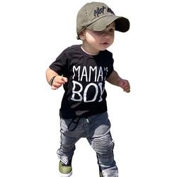 Джентльменская детская одежда для мальчиков одежда для малышей осенняя одежда для мальчиков Топ с принтом короля, камуфляжные шорты Компле...