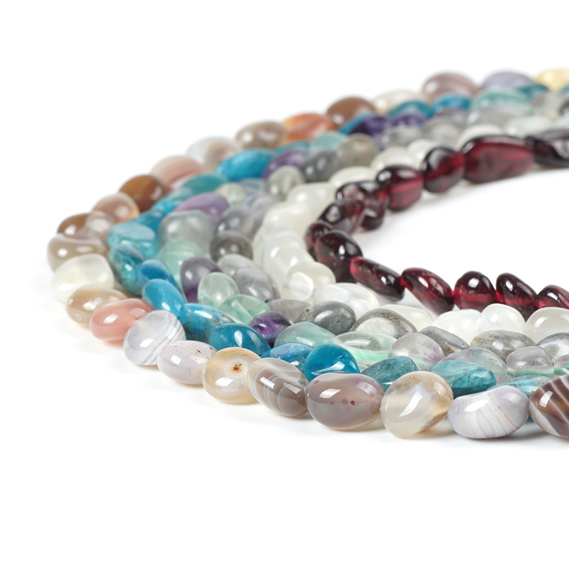 """ShimmerStone 6//8//10//12mm White Gleamy Rainbow Moonstone Round  Loose Beads 15/"""""""