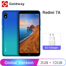 Xiaomi Redmi 7A 7-A-2gb-Ram 32GB WCDMA/GSM/LTE Octa Core 12MP New Mobile-Phone Battery