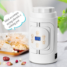 Electric Kettles Milk-Boiling-Cup Smart-Teapot Travel Portable Hot-Water Stew Mini Mug