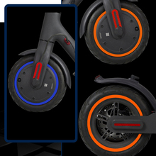 Scooter-Wheel-Hubs Reflective-Sticker M365 Xiaomi Mijia for Pro
