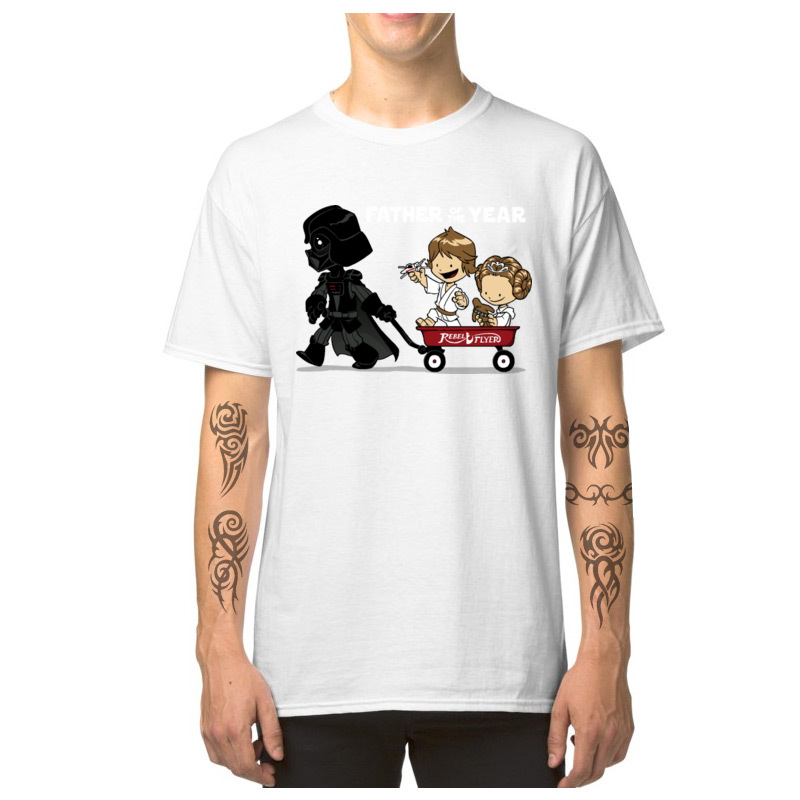 Wagon_Ride_909 Design Tops Shirts Short Sleeve for Students Cotton Father Day O Neck T Shirts Unique Tops Tees Retro Wagon_Ride_909 white