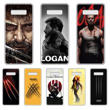 Чехол для телефона Marvel X-Men Origins Росомаха, корпус для SamSung Galaxy S 7 8 9 10 11 20 a 20e 50 51 70 71 Plus Edge Ultra(Китай)
