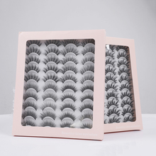 Silk Eyelashes Makeup Dramatic-Volume Natural Hot