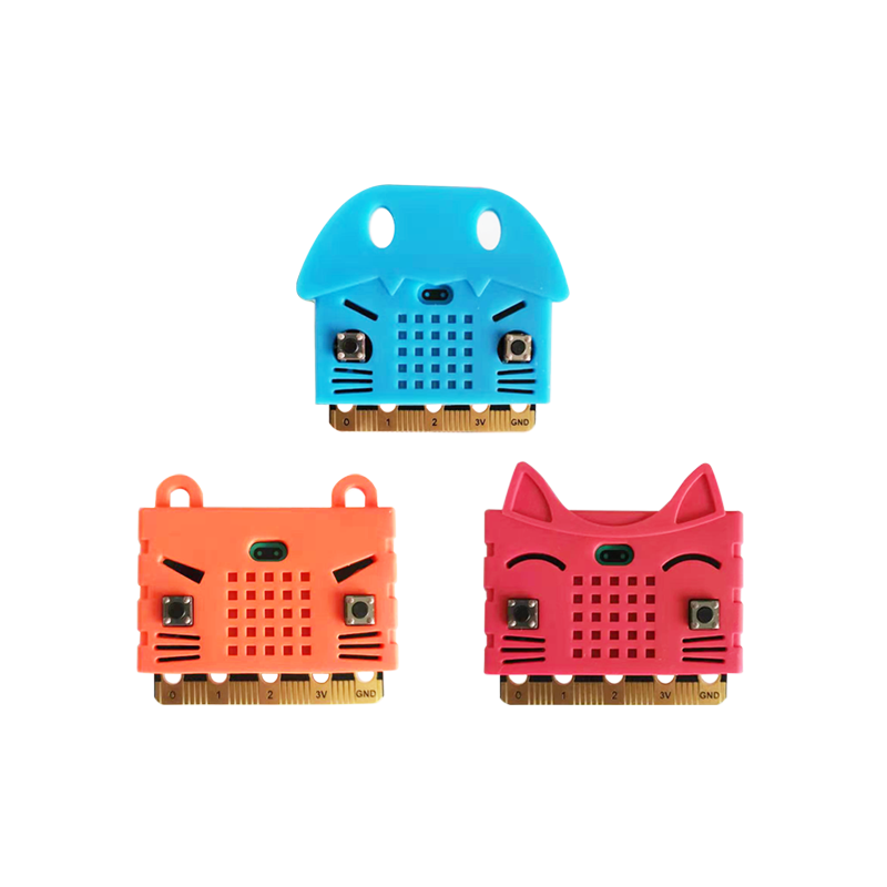 Silicone Case Protective Cover For BBC micro:bit microbit Kids Education