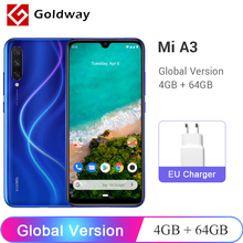 Xiaomi A3 Mia3 64GB LTE/GSM/WCDMA Octa Core In-Screen fingerprint recognition 48MP New