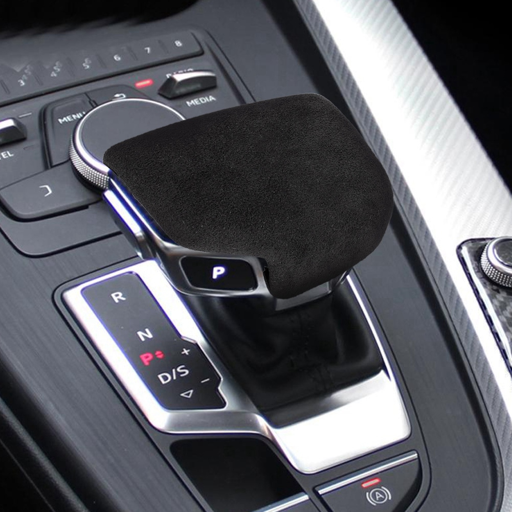 Cap Head-Cover Car-Gear-Shift-Knob RS5 Automatic-Transmission Audi A4 SQ5 SQ7 S4  title=
