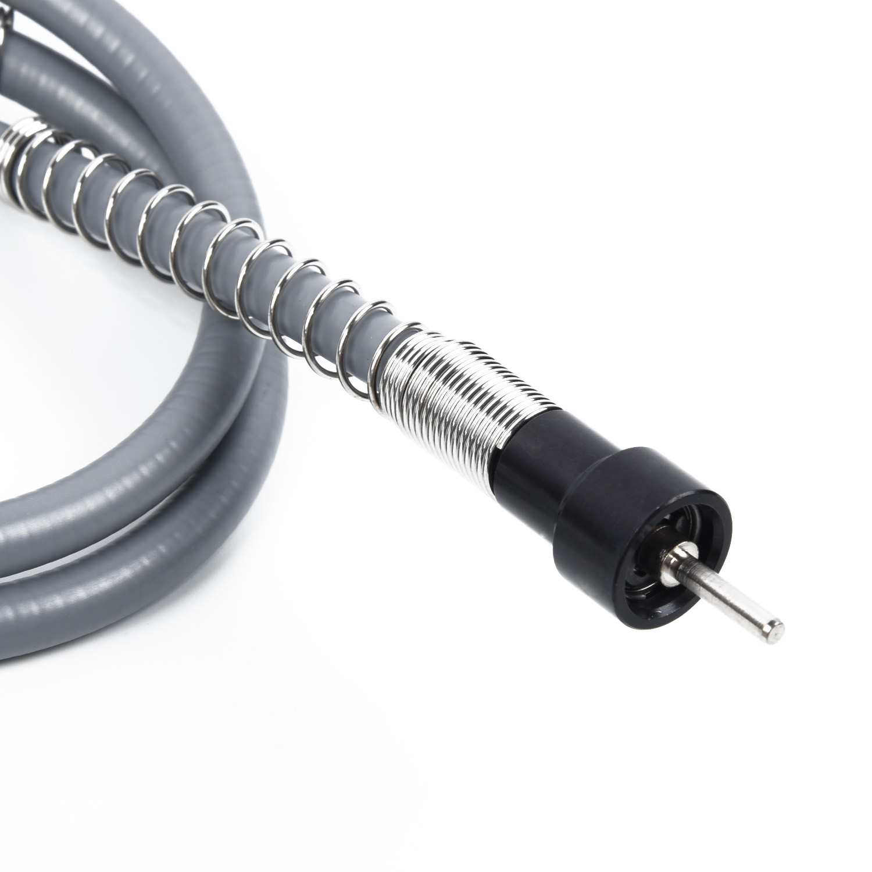 Flexible Drill Drive Shaft 105mm Rotary Hobby Tool W// M8 Keyless Chuck Durable