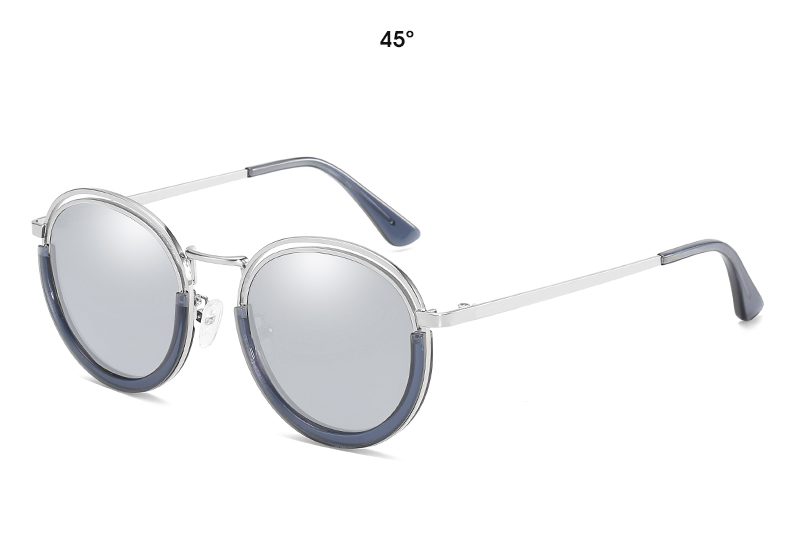 Sunglasses Women Vintage Round Sun Glasses Polarized Lens UV400 Anti Reflective Summer Polarized Women Snnglasses (23)