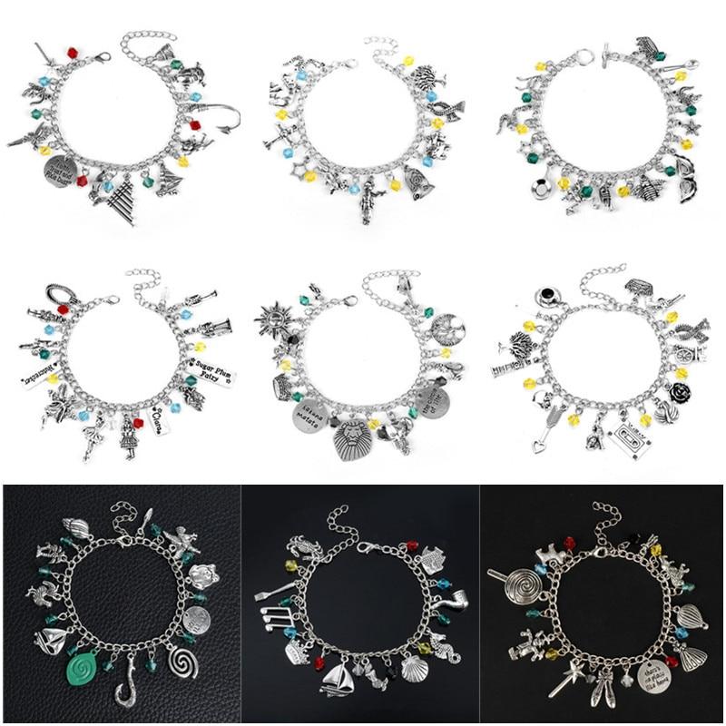 Faith Trust Pixie Dust Genuine S925 Sterling Silver Charm Bead Fits Bracelet