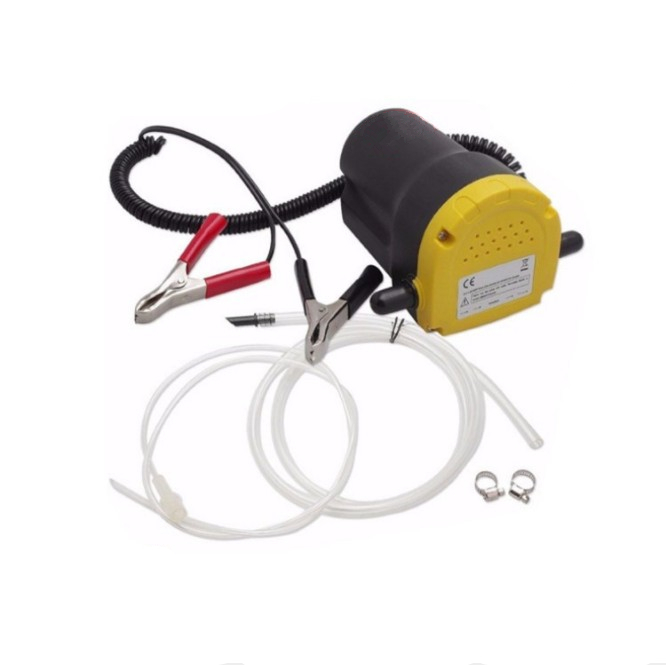 Transfer-Pump Extractor Boat Oil-Fluid Car Auto 12V Sump for Mot Tubes Exchange Scavenge title=