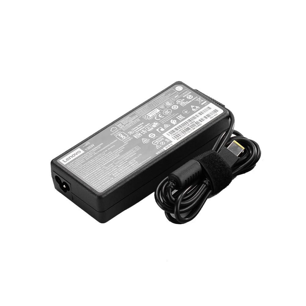 Cavo ricarica caricabatterie 135w ORIGINALE Lenovo y700-15isk y700-17isk ThinkPad w540