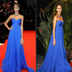 SParty-Gown Royal-Blu...