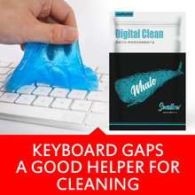 Cleaning-Tool Keyboard Dirt-Cleaner Mud-Remover Gel Dust Glue-Panel Outlet Car-Gap Laptop